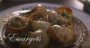 garlic butter escargot recipe